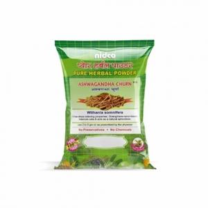 Ашвагандха, Нидко (Ashwagandha powder, Nidco), 50 гр