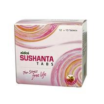 Сушанта при бессоннице и стрессе, Нидко (Sushanta, Nidco) 120 табл