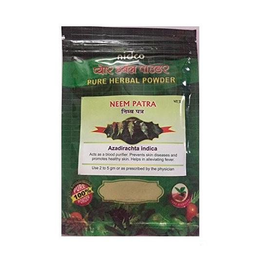 Ним чурна, Нидко (Neem churna, Azadiratha indica, Nidco), 50 гр