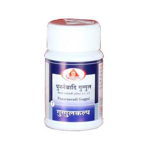 Пунарнавади гуггл, Дутапапешвар (Punarnavadi guggulu, Dhootapapeshwar), 60 табл