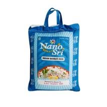 Индийский рис Басмати, Нано Шри (Indian Basmati Rice, Nano Sri) 5 кг