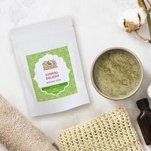 Порошок для мытья тела Сандаловое Наслаждение, ИндиБерд (Sandal Delight Powder, Indibird) 50 гр