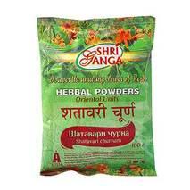 Шатавари, Шри Ганга (Shatavari churna, Shri Ganga), 100 гр