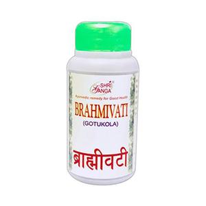 Брахми вати, Шри Ганга (Брами, Brahmi vati, Shri Ganga) 200 табл