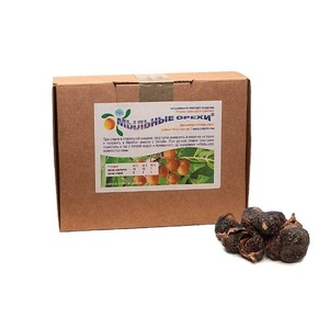 Мыльные орехи ® для стирки Мукоросси (S.Mukorossi) 1000 гр