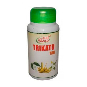 Трикату, Шри Ганга (Trikatu, Shri Ganga), 120 табл