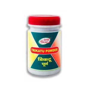Трикату, Шри Ганга (Trikatu, Shri Ganga), 100 гр