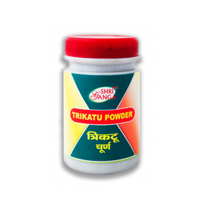 Трикату, Шри Ганга (Trikatu, Shri Ganga) 50 гр