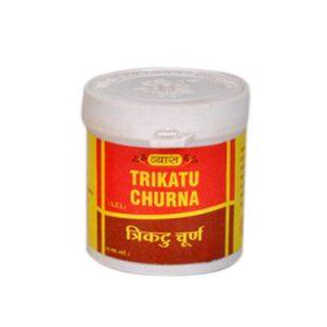 Трикату чурна, ВЬЯС (Trikatu churna, VYAS), 100 гр