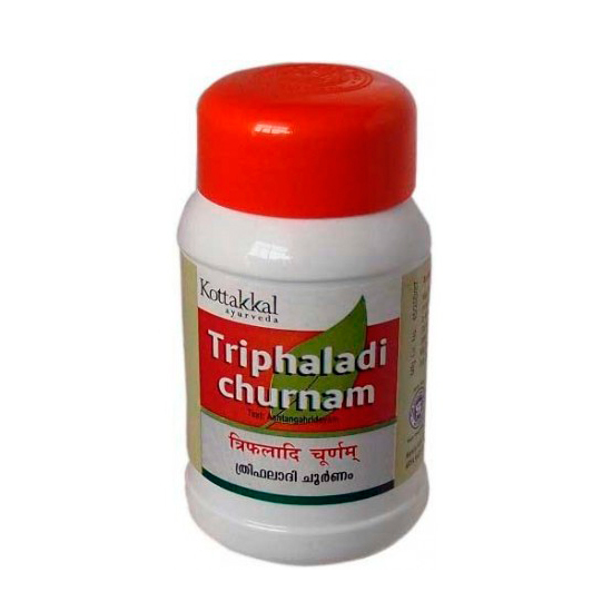 Трипхалади чурна (Triphaladi Churnam) Arya Vaidya Sala , 50 гр