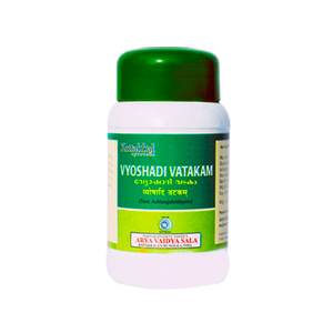 Вйошади ватакам, Арья Вайдья Шала (Vyoshadi vatakam, Arya Vaidya Sala), 100 гр