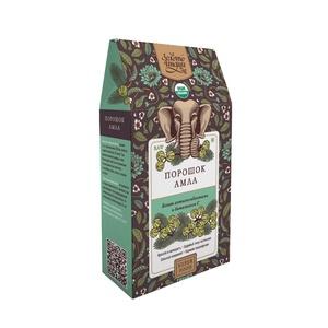 Амла, чайный травяной напиток, Золото Индии (Амалаки, Amla Powder) 100 гр
