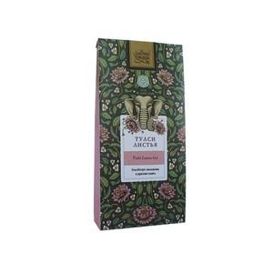Тулси лист резанный, Золото Индии (Туласи, Tulsi Leaves Cut) 100 гр